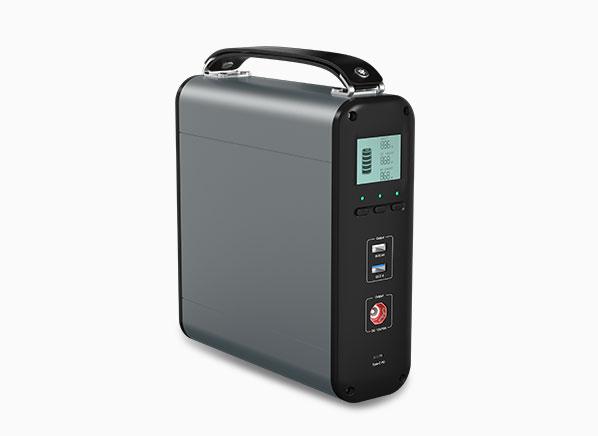 120w portable power station ac20